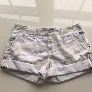 Sanctuary camo shorts